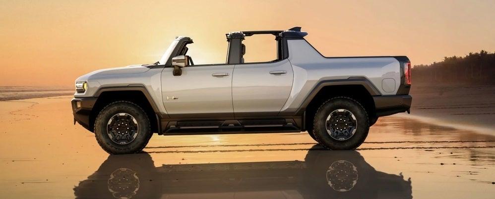 new hummer EV by GMC