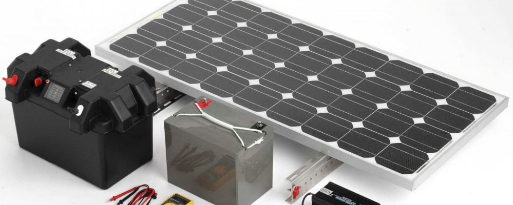 solar generator components