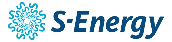 logo for s-energy solar panels