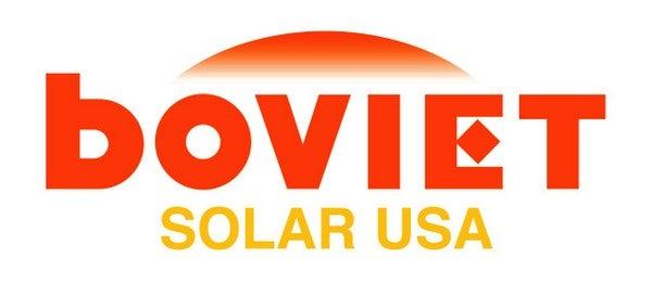 boviet solar panel logo