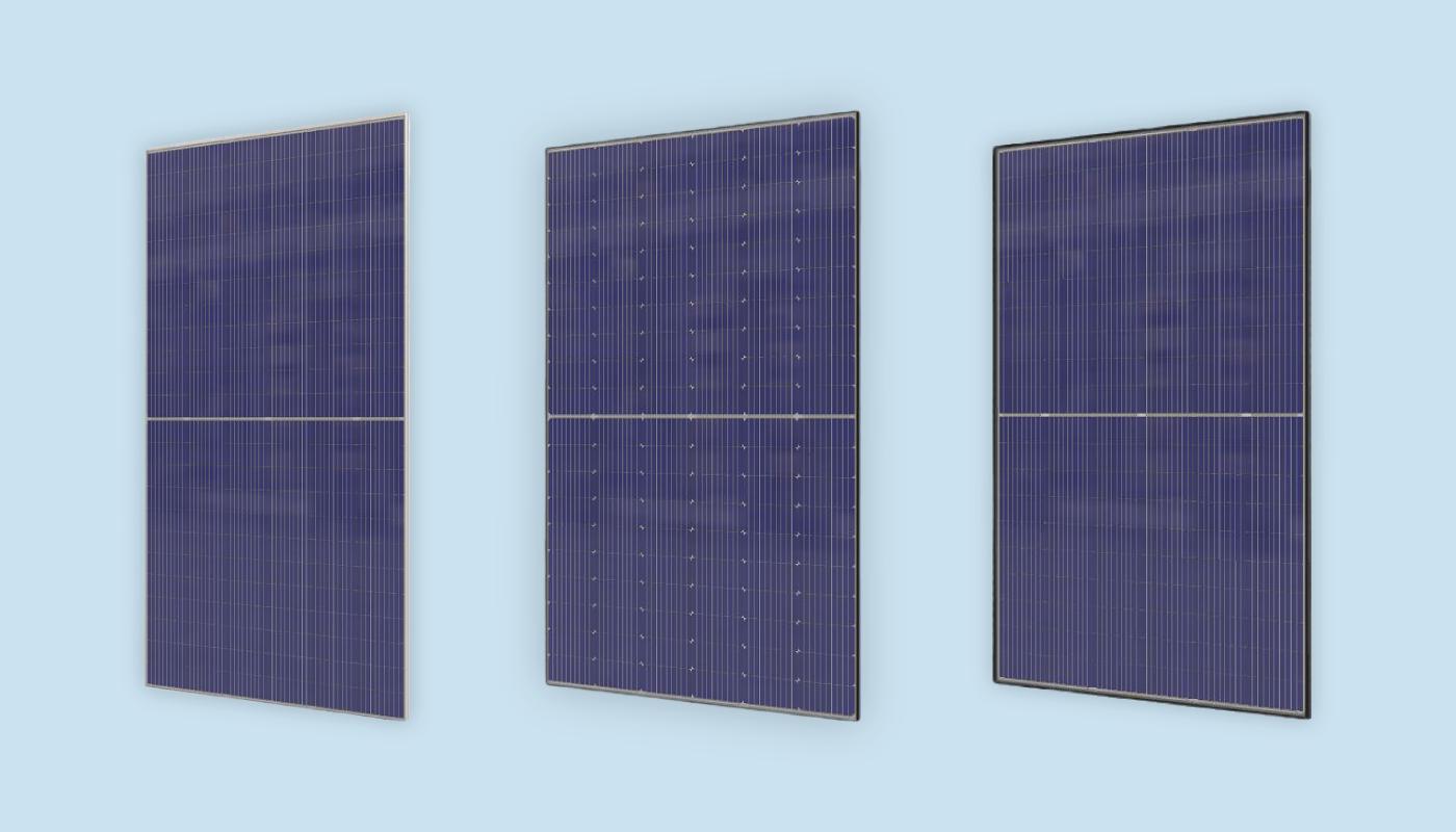 Solar panels from Axitec Solar USA