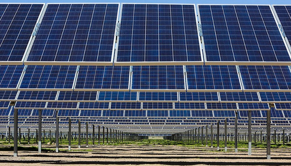 solar panels in Arizona cover image