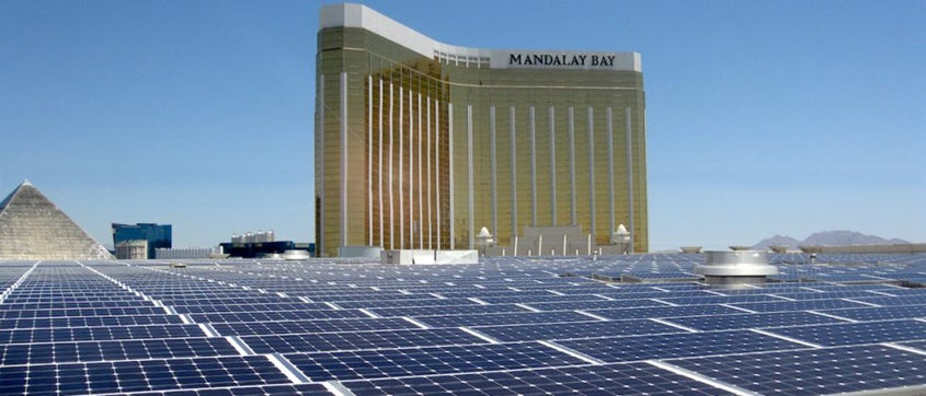 Cost of solar panels in Las Vegas