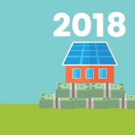 How much will solar panels for home cost to install in 2018? thumbnail
