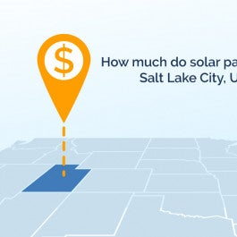 How much do solar panels cost in Salt Lake City, Utah in 2019? thumbnail