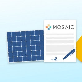 Is a Mosaic solar loan the best option to finance solar panels in 2019? thumbnail