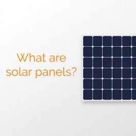 What are solar panels? A beginner's guide thumbnail