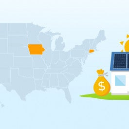 Solar, Home Energy News Roundup: Lower Energy Costs, Connecticut Rebates, Iowa Costs thumbnail