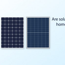 Are solar panels for your home worth buying given your location, power use and electric rates? thumbnail