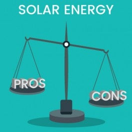 Pros and Cons of Solar Energy in 2019 (updated)