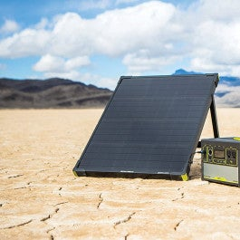 What are the pros and cons of a solar generator  Are they a