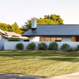 Solar Panel Roof Shingles >> Tesla Roof Tiles Turn Solar Shingles Into A Complete Solar Roof