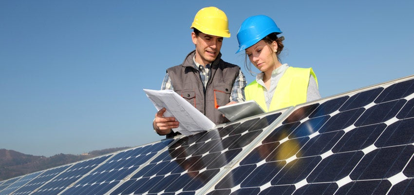 Solar licensing requirements