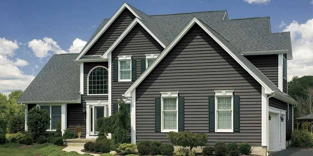 Prodigy Next-Generation Insulated Vinyl siding on a residential home