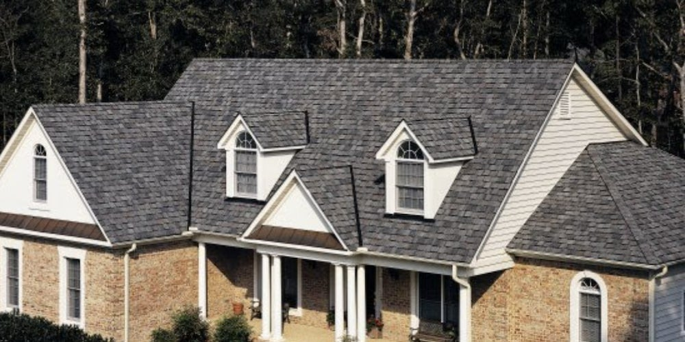 CertainTeed shingles on a residential home