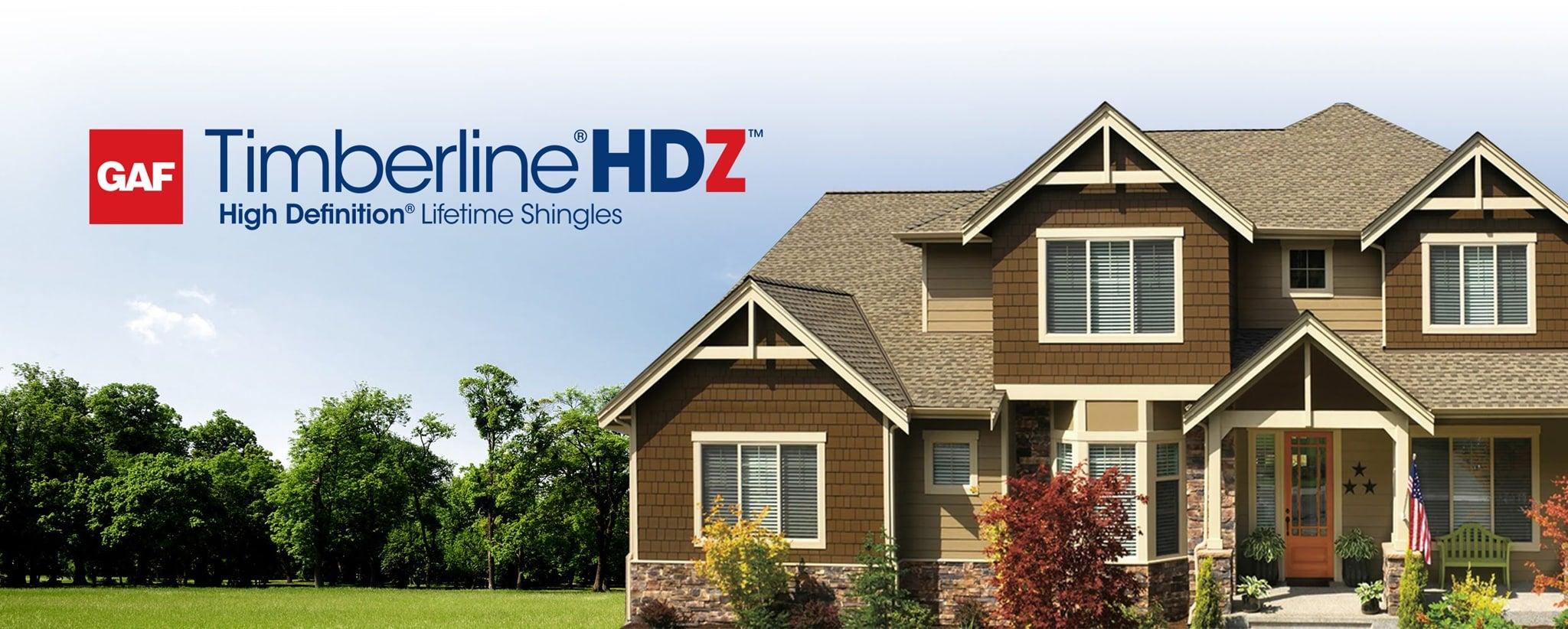 gaf timberline hd longevidade shingles