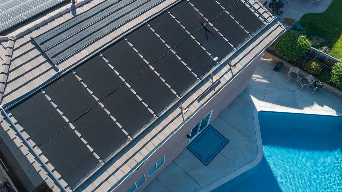 Solar Pool Heaters Are The Low Cost Way To Heat Your Pool
