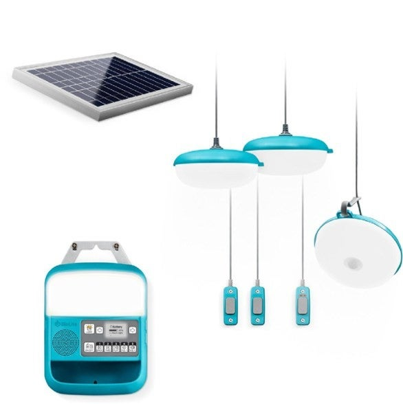 portable mini solar system