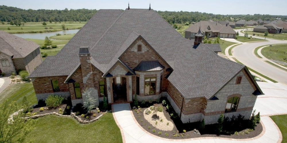 TAMKO's Heritage Premium shingles on a residential roof