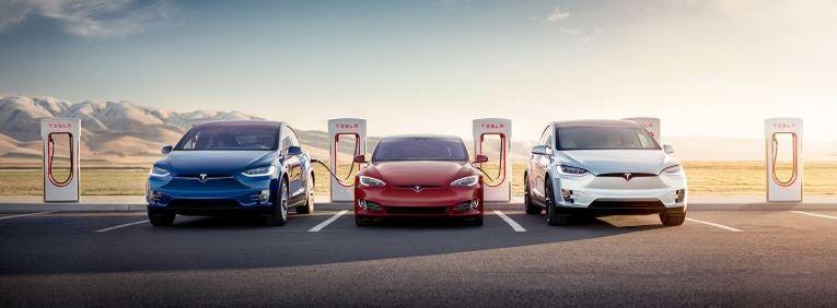How Long Does It Take To Charge A Tesla? - Santa Cruz ...