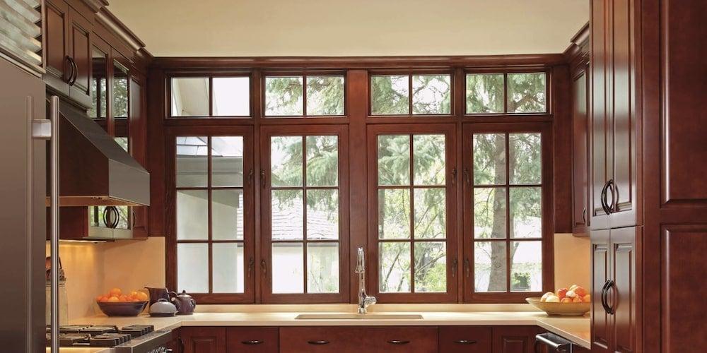 Marvin Ultimate casement inswing windows