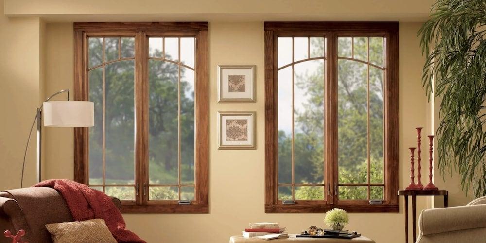 Marvin Ultimate casement narrow frame windows