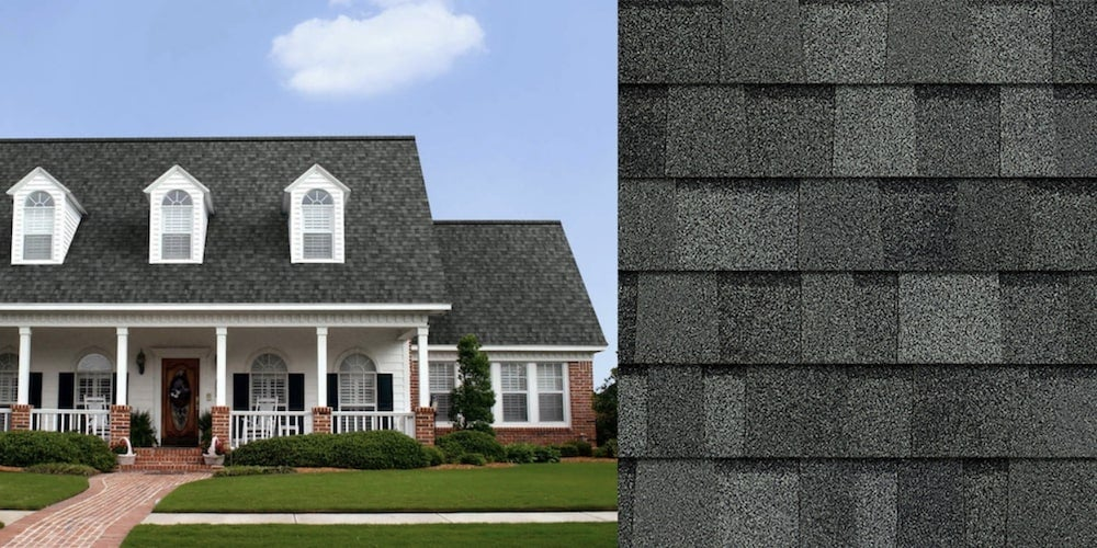 Weatherguard HP shingles on a residential home