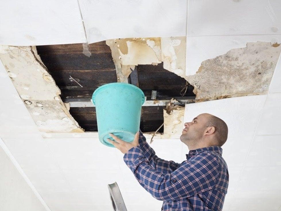 Roof condition examination