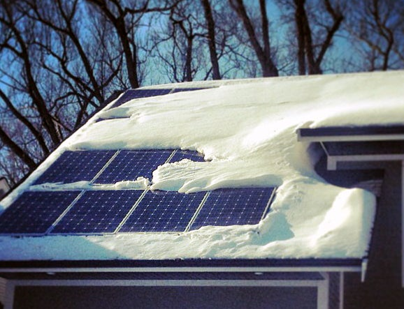 How The Weather Affects Solar Panel Performance