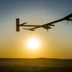 On a Wing and a Ray, Solar Impulse Prepares to Fly Across US on PV Alone