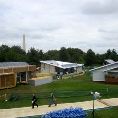 United States' Solar Decathlon Readies for its First Road Trip