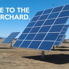 Woodchuck's Solar Orchard Makes it the Latest Craft Brewer to go Solar