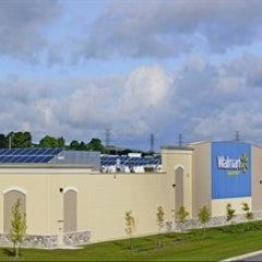 Walmart's Plans to Expand Use of Solar, Wind, Draws Praise—But It's All About the Bottom Line