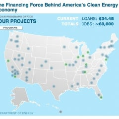 LPO Financed $16 Billion in Renewables—More is Coming