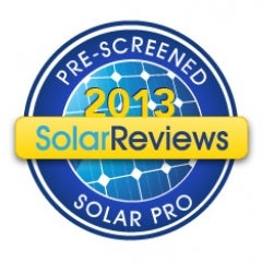 SolarReviews Launches Pre-Screened Solar Pro Accreditation