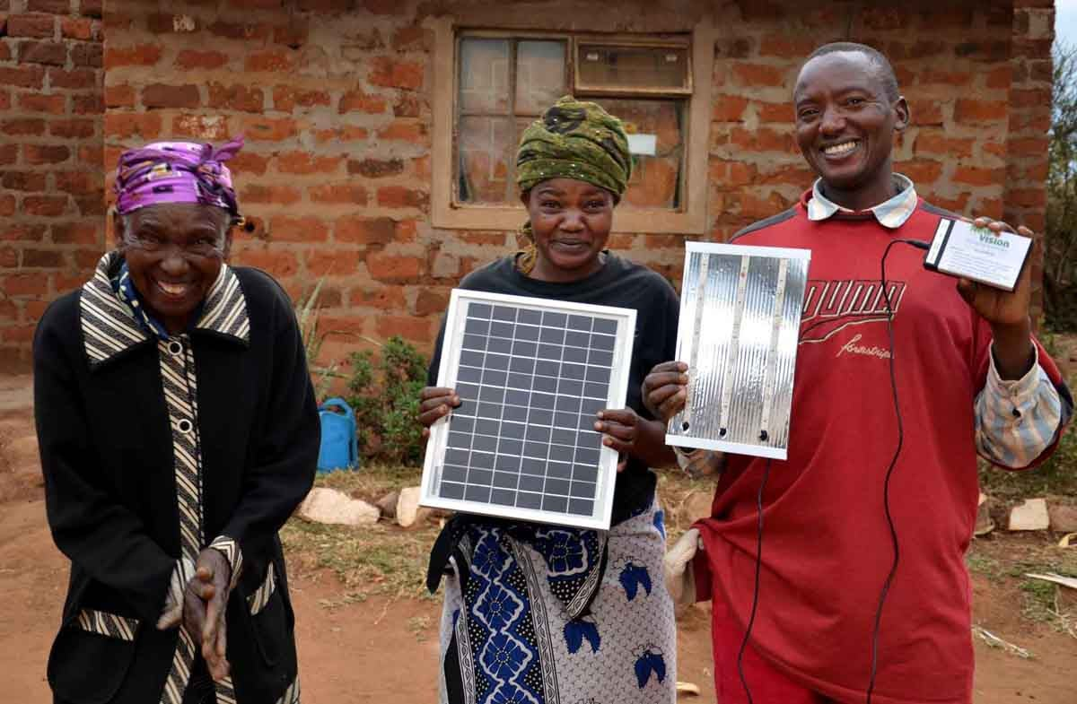 photo courtesy of New Vision Renewable Energy