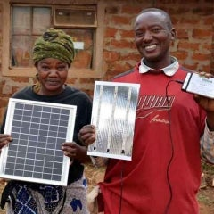 Solar Brightens Homes, Spirits in Underprivileged Communities