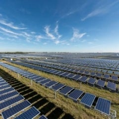 Solar Goes Big in Texas as First Phase of 400MW PV Farm Comes Online