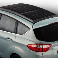 Ford Will Debut Solar-Powered Electric Vehicle at CES