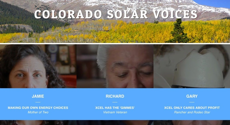 Colorado Solar Voices