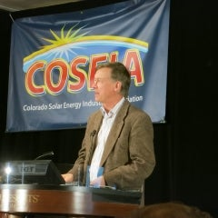 Solar Installers Look Forward to Decline of Incentives at COSEIA Conference