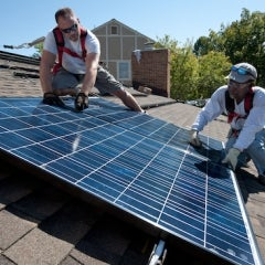 Clean Power Finance, North American Solar Partner to Expand Residential Solar