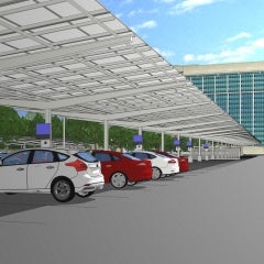 Ford to Get Largest Solar Array in Michigan