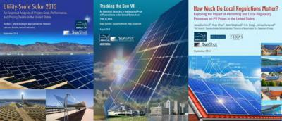 New LBL reports on solar costs. Courtesy LBL