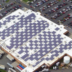 SunEdison, SolarCity to Install 400 Solar Projects for Walmart