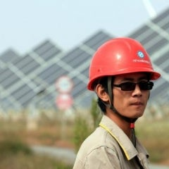 NREL, China Government Agency Partner to Open Solar Investments