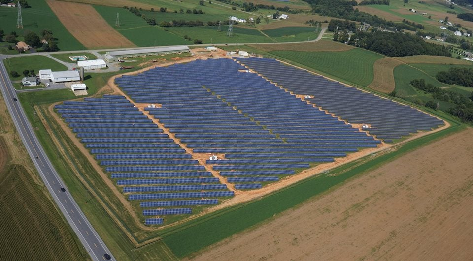 Amazon gets into the renewables game with 80mw solar farm for Solar energy games