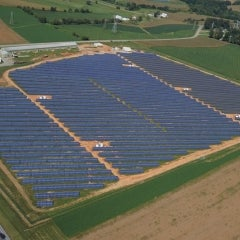 Amazon Gets Into the Renewables Game with 80MW Solar Farm in Virginia