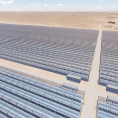 Oil Knows the Value of Solar and is Building one of the World's Largest Solar Projects!