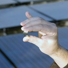 NIST, Naval Research Lab Use Lasers to Test New Solar Cell Materials